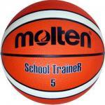 Molten BG5-ST Basketball SchoolTraineR orange-ivory | 5
