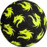 Derbystar Monta Streetmatch™ Fußball Street Soccer blau-gelb | 4,5
