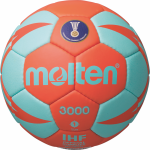 Molten H1X3000-OC Handball Trainingsball orange-cyan   1