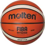 Molten BGG7X-X Basketball Spielball orange-ivory | 7
