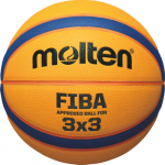 Molten B33T5000 Basketball Outdoor Spielball gelb-blau-orange | 6