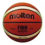 Molten BGL6X-YG Basketball Spielball orange-ivory | 6