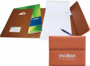Molten XA0130 Schreibmappe Basketballoptik Orange | Sonstige