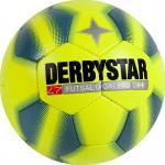 Derbystar Futsal Goal Pro Futsalball gelb-blau | 4