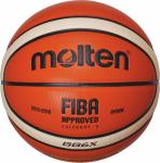 Molten BGG6X-DBB Basketball Spielball orange-ivory | 6