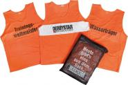 Derbystar Markierungshemdchen 10er-Set Orange | Junior
