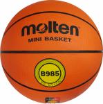 Molten B985 Basketball Trainingsball Orange | 5