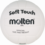 Molten VP5 Volleyball Trainingsball weiß | 5