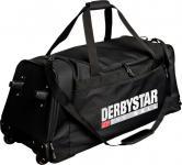 Derbystar Sporttasche mit Rollen schwarz | 115 Liter