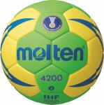 Molten -  H2X4200-GY-X Handball Spielball