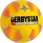 Derbystar Futsal Soft Pro Futsalball gelb-orange | 4