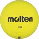 Molten V5T Volleyball Trainingsball Anfänger Neongelb   175g, Ø 200 mm