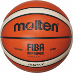Molten BGG7X-DBB Basketball Spielball orange-ivory | 7