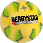 Derbystar Futsal Match Pro Futsalball gelb-grün | 4