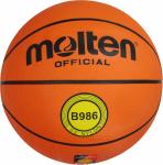 Molten B986 Basketball Trainingsball Orange | 6