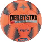 Derbystar Keeper Fußball Spezialball orange-grau-orange | 5