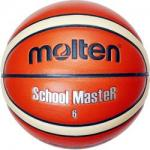 Molten BG6-SM Basketball SchoolMasteR orange-ivory | 6