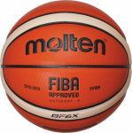 Molten BGF6X-DBB Basketball Spielball orange-ivory | 6