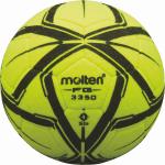 Molten F4G3350 Hallenfußball Fußball Indoor gelb-schwarz | 4