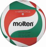 Molten V5M4800 Volleyball Spielball weiß-grün-rot | 5