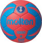 Molten H1X3200-RB Handball Trainingsball rot-blau | 1
