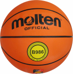 Molten B986 Basketball Trainingsball Orange | 6