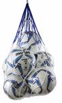 Molten BN10 Ballnetz für 12 Bälle blau-weiß   Für 12 Bälle
