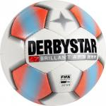 Derbystar Fußball Spielball Brillant APS Orange   5