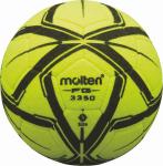 Molten F5G3350 Hallenfußball Fußball Indoor gelb-schwarz | 5
