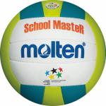 Molten MBVSM Beachvolleyball SchoolMasteR weiß-gelb-blau | 5