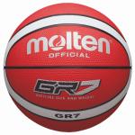 Molten BGR7-RW Basketball Trainingsball rot-weiß | 7