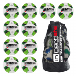 Derbystar - 10x  X-treme Pro TT Fußball 10er Ballpaket + Ballsack