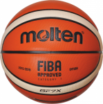 Molten BGF7X-DBB Basketball Spielball orange-ivory | 7