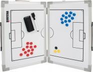 Derbystar Faltbare Taktiktafel Aluminium Fussball sonstige | 60 x 45 cm