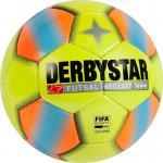 Derbystar Futsal Brillant Futsalball gelb-orange | 4