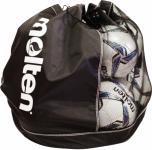 Molten FBL Ballsack für 10 Bälle schwarz | Für 10 Bälle