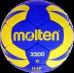 Molten -  H1X2200-BY Handball Trainingsball
