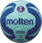 Molten H3X3700-CB Handball Spielball cyan-blau | 3