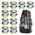 Derbystar - 10x  X-treme Pro Light 10er Ballpaket + Ballsack