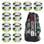 10x Derbystar X-treme Pro Light 10er Ballpaket + Ballsack