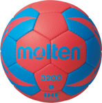 Molten H0X3200-RB Handball Trainingsball rot-blau | 0