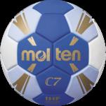 Molten H1C3500-BW Handball Spielball blau-weiß-gold | 1