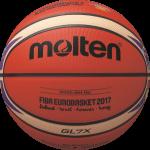 Molten BGL7X-E7T Basketball Spielball orange-ivory | 7