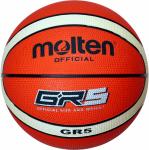 Molten BGR5-OI Basketball Trainingsball orange-ivory | 5