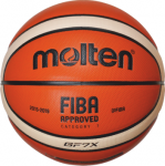 Molten BGF7X-X  Basketball Spielball orange-ivory | 7