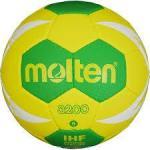 Molten H0X3200-YG Handball Trainingsball gelb-grün-weiß | 0