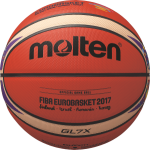 Molten BGL7X-E7T Basketball Spielball orange-ivory | 7