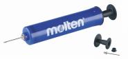 Molten HP18-BL Handluftpumpe Ballpumpe blau-schwarz | Sonstige
