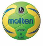 Molten -  H2X4200-GY-HBF Handball Spielball