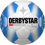 Derbystar Fußball Spielball Ultimo APS weiss | 5